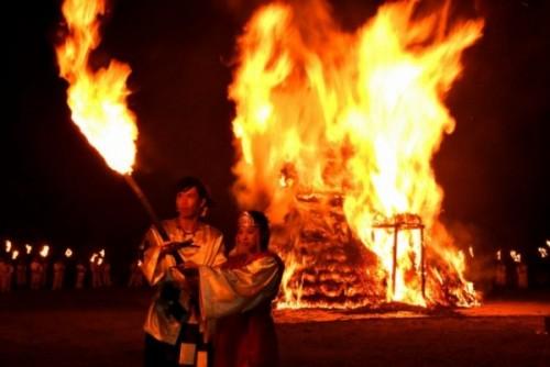 さきたま火祭り